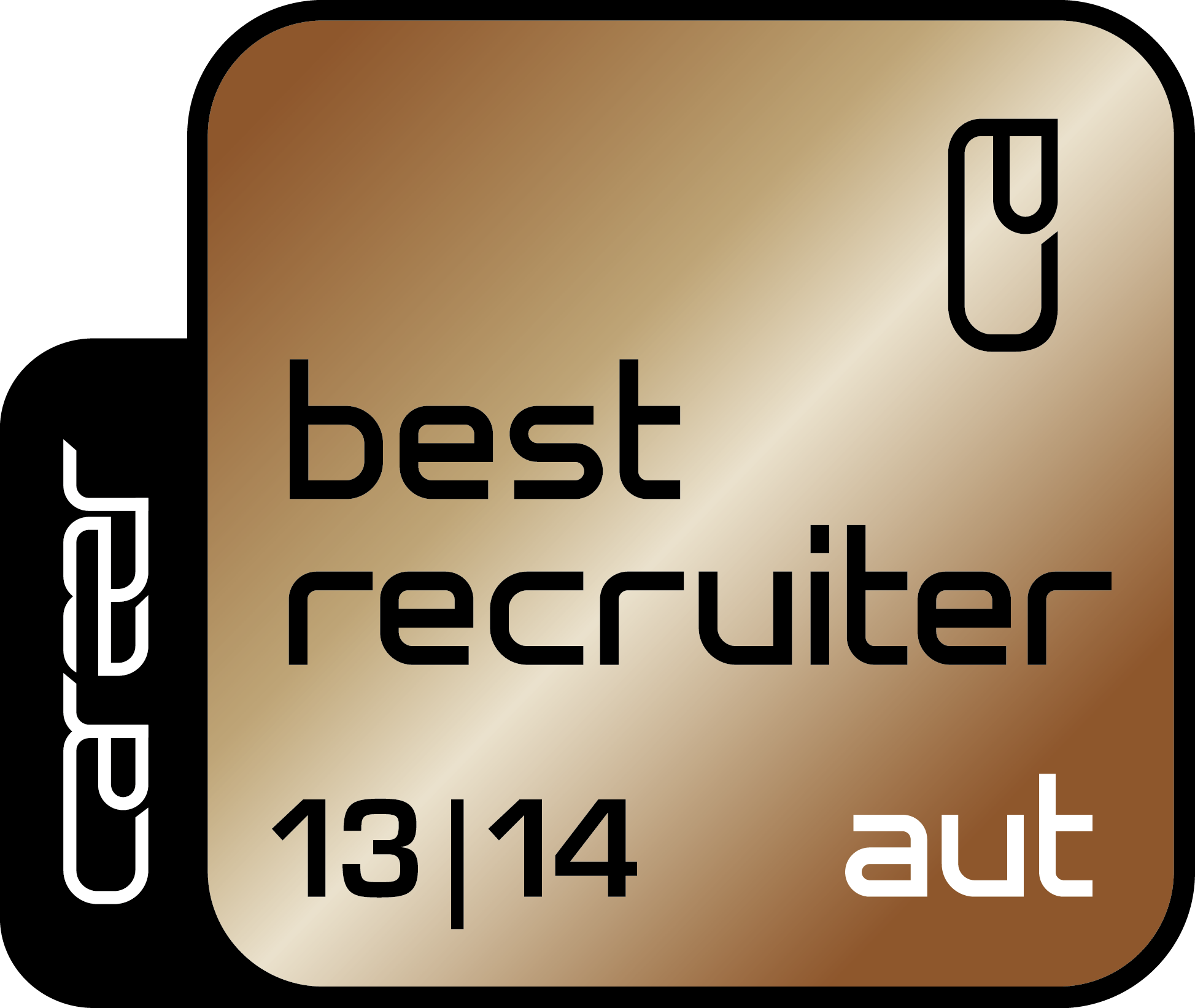 Best Recruiters Bronze AUT 13/14