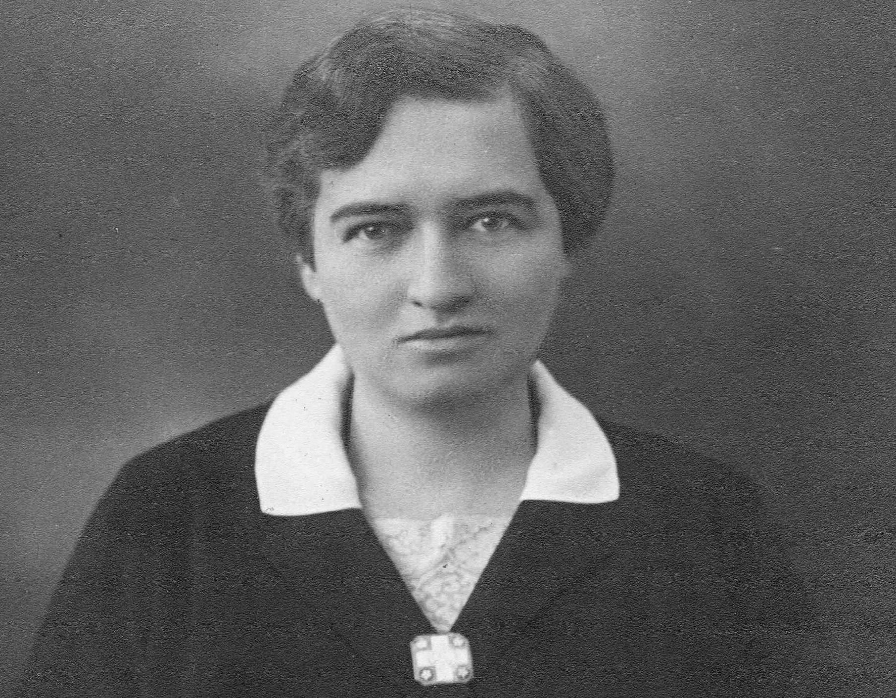 Spanische Hildegard Burjan Biografie Cs Caritas Socialis