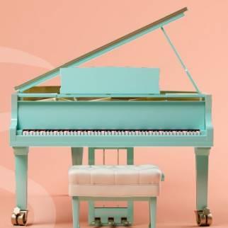 Klavier Demenz. Kunst. Sinn