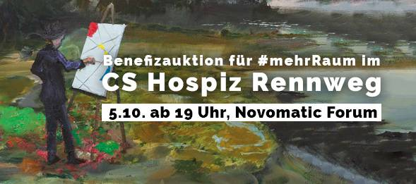 Benefizauktion + Ausstellung NL 2017