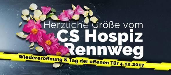 Herzliche Größe vom CS Hospiz Rennweg_Newsletter